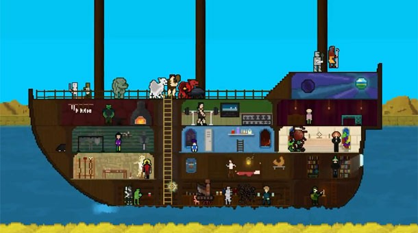 You Must Build A Boat Review – She's Seaworthy - Game Informer