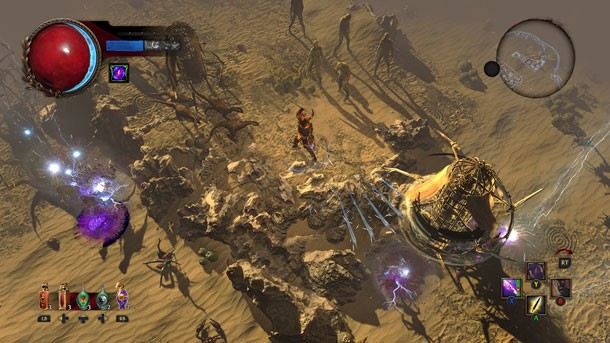 Should Diablo Fans Bother With Path Of Exile On Xbox One