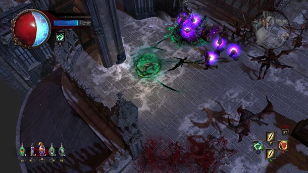 Should Diablo Fans Bother With Path Of Exile On Xbox One? - Game