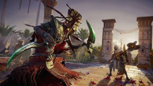 Should You Play Assassin S Creed Origins Curse Of The Pharaohs
