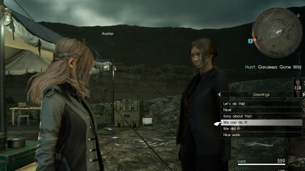 Ffxv comrades matchmaking issues