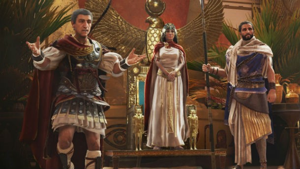Six Moments In Egyptian History That Are Perfect For Assassin S