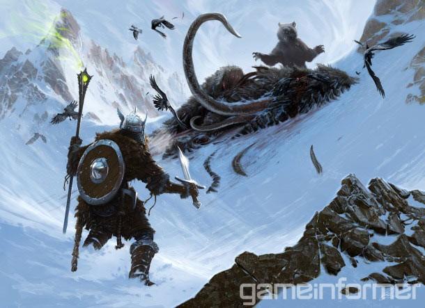 Skyrim: Building Better Combat - Game Informer