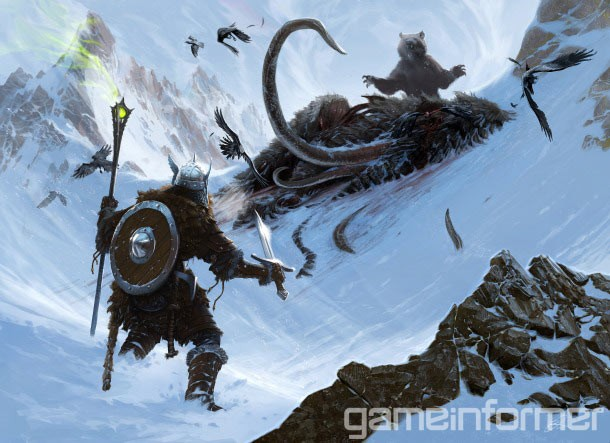 Skyrim: The Time-Lapse Video - Game Informer