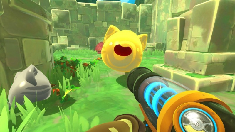 Slime Rancher Coming To PS4 With Physical Release This Fall - Game