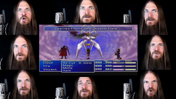 Smooth McGroove Has A Voice Like A One-Winged Angel In Latest