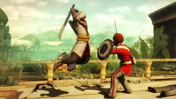 Assassin S Creed Chronicles India Review Some Trial Mostly Error Game Informer