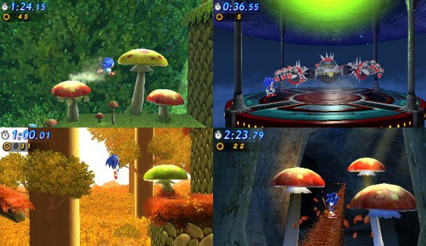 Sonic Generations Review: Dimps' Reliable Quality Skips A