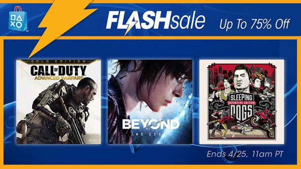 Sony Discounts Games Across All Its Platforms Including PS2 Classics
