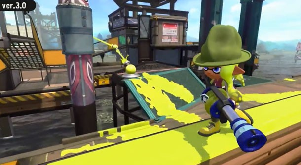splatoon 2 gets paid single player expansion plus free multiplayer