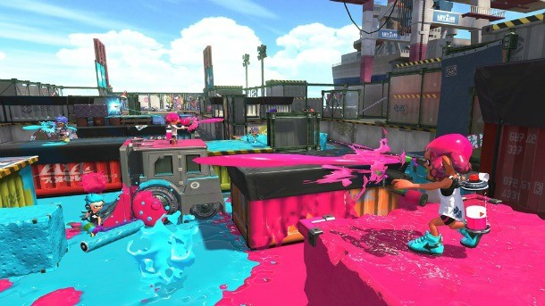 Splatoon Producer Talks Octo Expansion, Biggie And Tupac