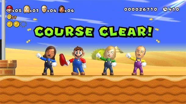 Super Mario Bros  Wii U At E3 - Game Informer