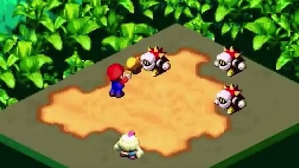 Super Mario RPG's Battle System Was Influenced By An