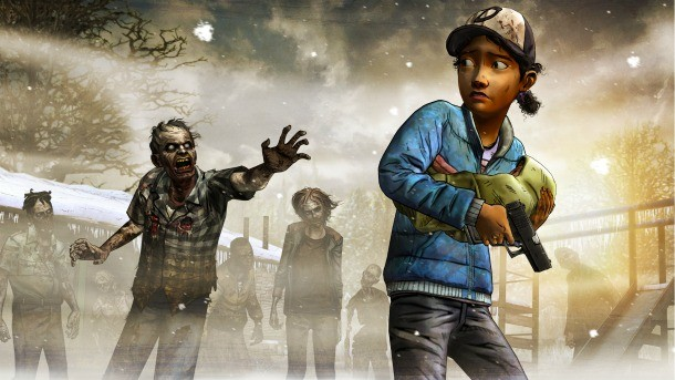 The Walking Dead Season Two Episode 5 No Going Back