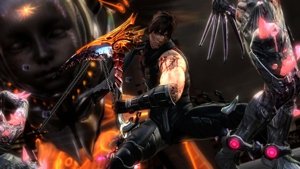 Team Ninja Details New Additions For Ninja Gaiden 3 Razor S Edge
