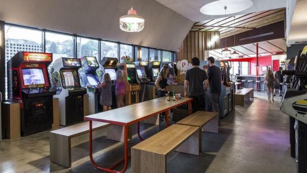 The 10 Best Arcade Bars In America - Game Informer