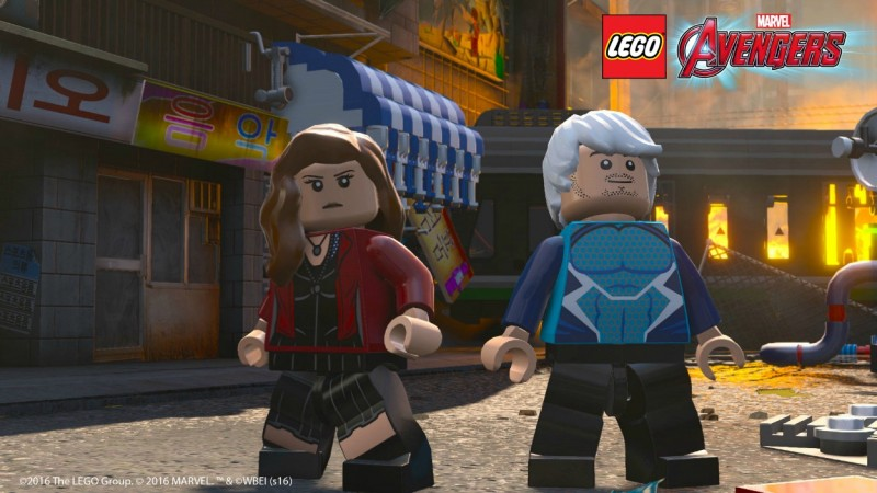 Lego Marvel's Avengers Review – The Age Of Loltron - Game Informer