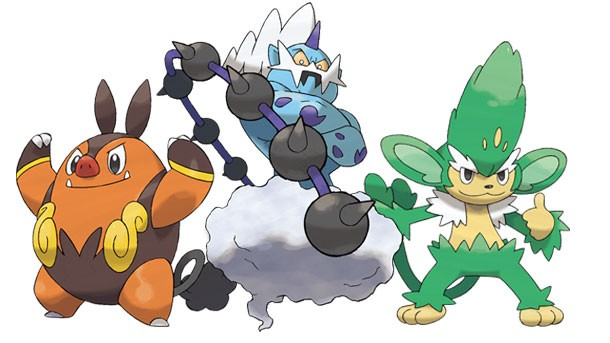 The Best Pokémon Of Black And White 2 Game Informer
