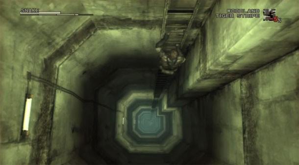 Resultado de imagem para mgs3 ladder