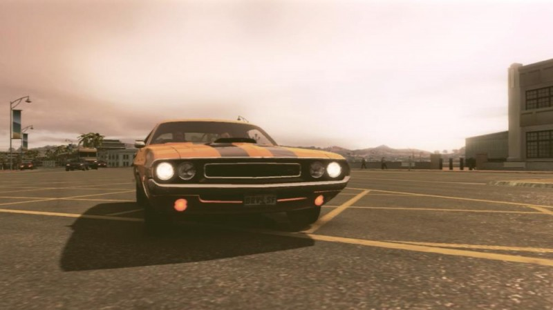 The Cars Of Driver: San Francisco - Game Informer
