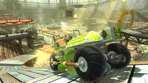 Banjo kazooie nuts and bolts vehicle creations