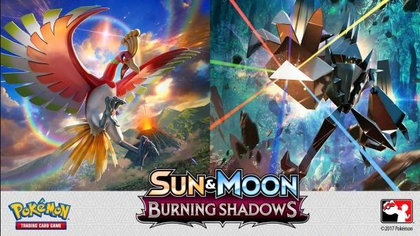 The Coolest Pokémon Sun And Moon – Burning Shadows Cards We