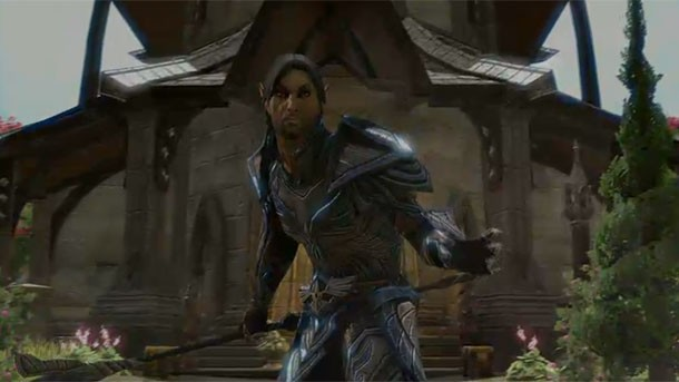 The Elder Scrolls Online Coming To PlayStation 4 And Xbox