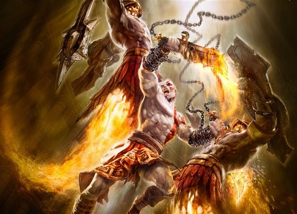 Chains Of Olympus Is Set During Kratos 10 Year Service To Ares When The World Plunged Into Darkness Learns That Sun God Helios