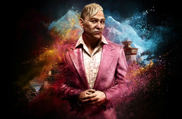 The Face Of Evil A Look At Far Cry 4 S Controversial Villain