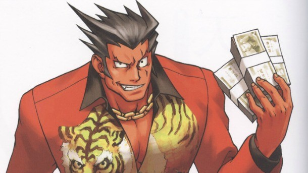 The Funniest Ace Attorney Characters Game Informer
