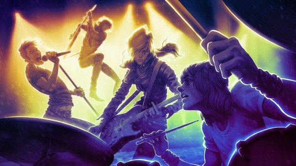 The Gigantic List Of All Rock Band 4's Available DLC Tracks - Game