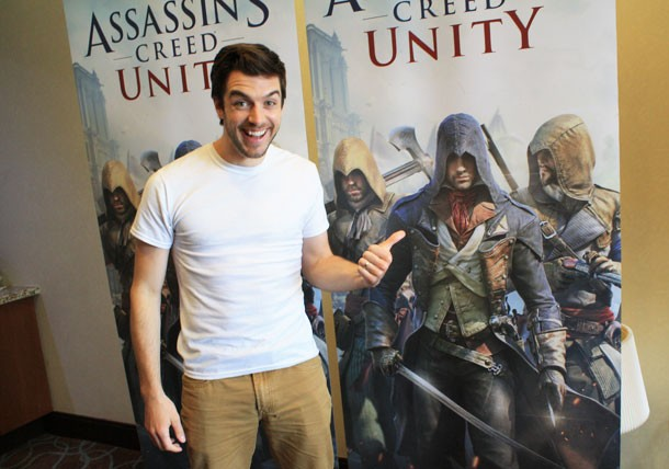 The Man Behind Assassin's Creed Unity's Arno Dorian On