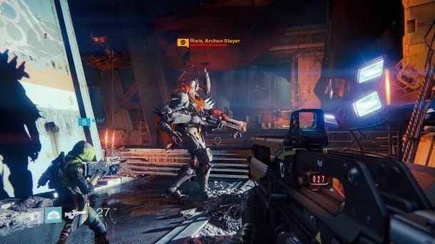 How matchmaking works in destiny