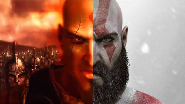 The Mythology Of Kratos God Of War S Story Thus Far Game