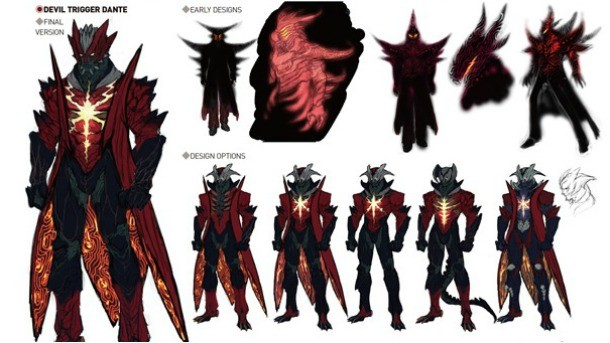 The New Devil May Cry Art Book May Be As Stylish As Dante
