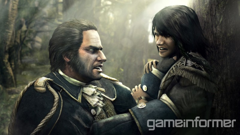 The New Hero Of Assassin S Creed Iii Game Informer