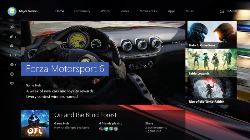 7871df3b1af2 Read on to find out how the Xbox platform team is tackling some of the  biggest challenges of a new dashboard.