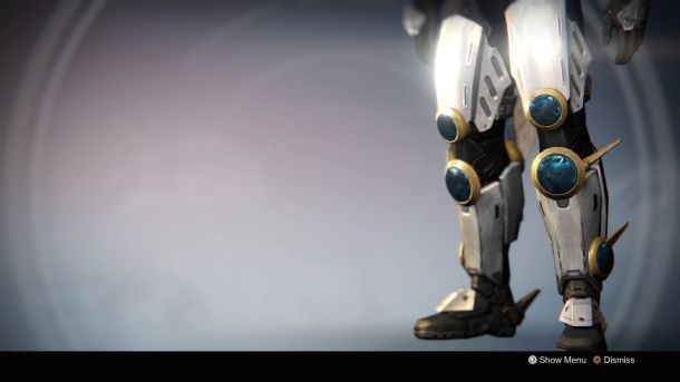 The Sexiest Exotic Armor In Destiny - Game Informer