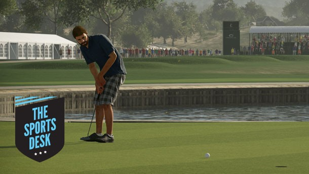 Golf matchmaking