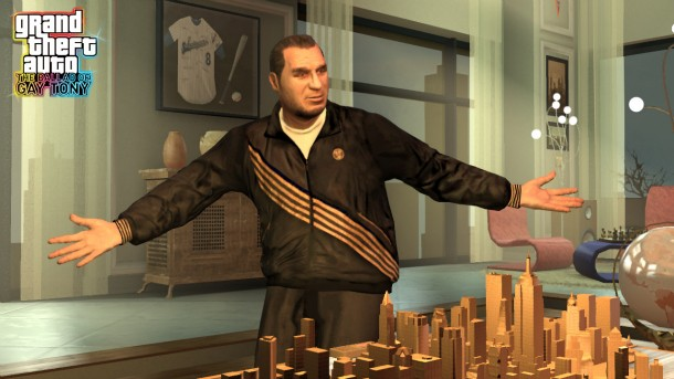 Grand Theft Auto ballad av Gay Tony dating
