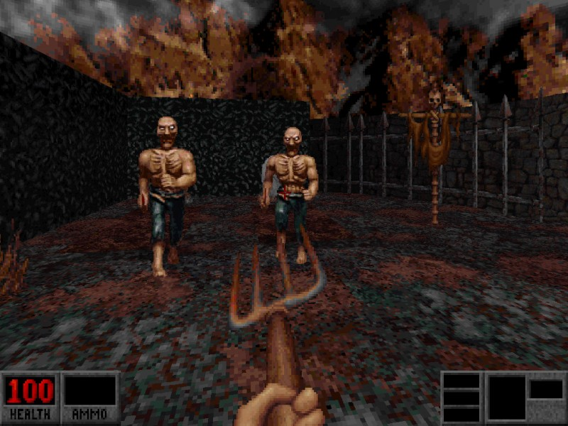 90s Pc Horror Games