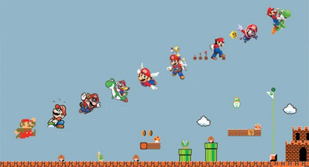 The Top Ten Mario Games Of All Time - Game Informer