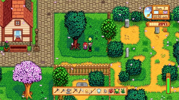 The Ups And Downs Of Stardew Valley On Switch - Game Informer