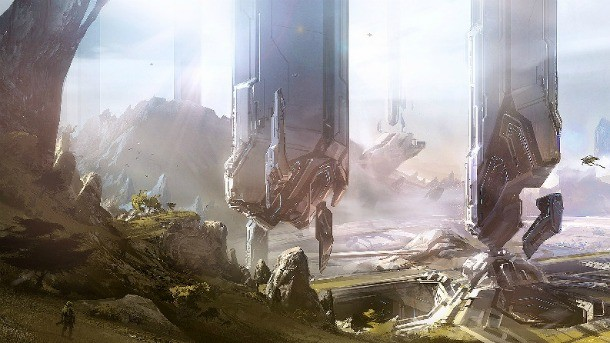 The World Of Halo 4 - Game Informer