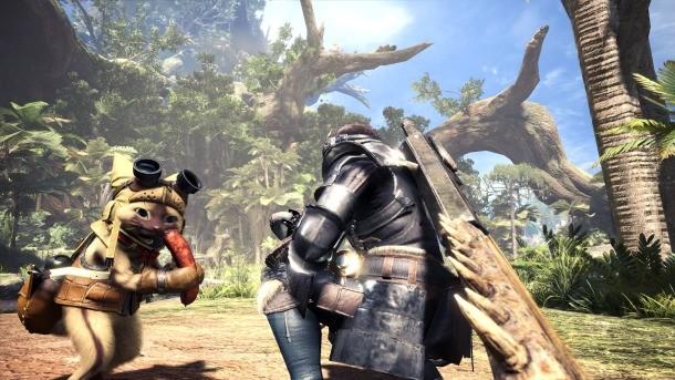 Tips For Going Solo In Monster Hunter World Game Informer
