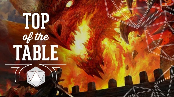 Top Of The Table The Best Dungeons Dragons Games That Arent