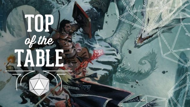 Top Of The Table – The Pathfinder Playtest Interview - Game Informer