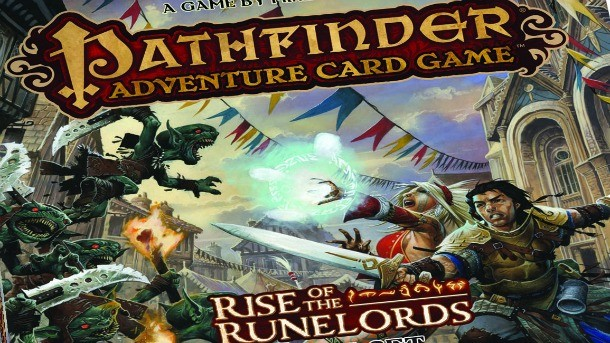 Top Of The Table: Pathfinder Adventure Card Game - Game Informer