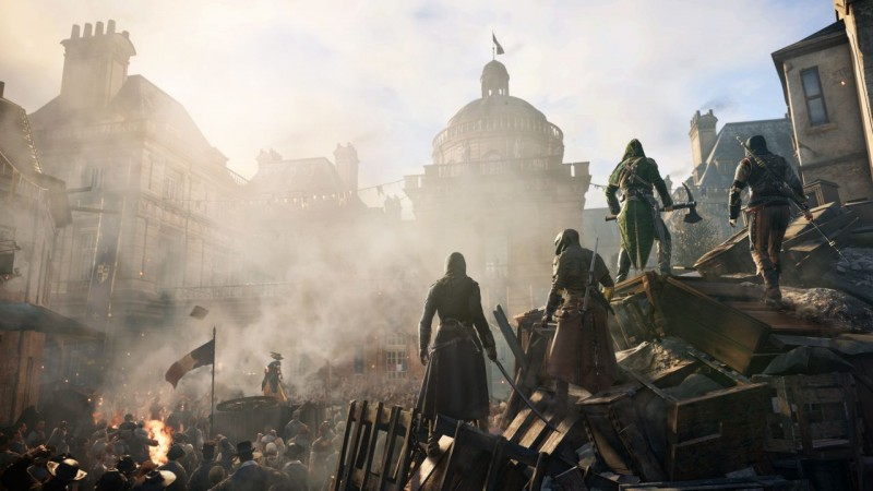 Total Recall Assassin S Creed Announcement Trailers Game Informer