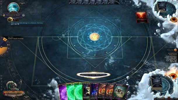 HEX: Shards Of Fate Gets Frost Ring Arena Update And Global